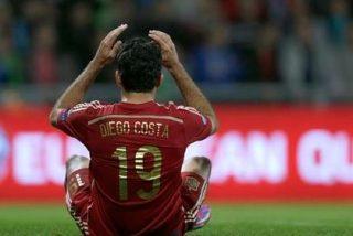 Diego Costa tiene dudas de la selección