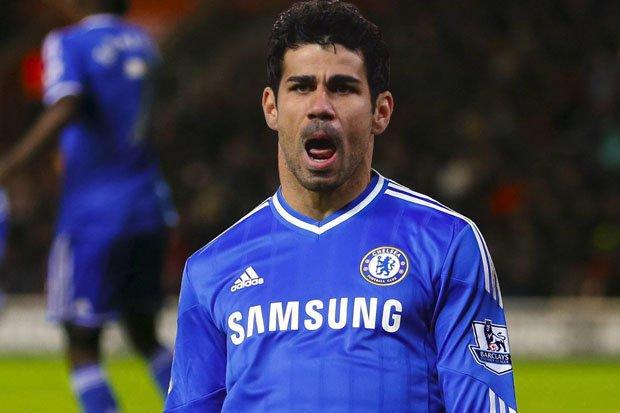 Gol del 'lesionado' Diego Costa en la victoria del Chelsea