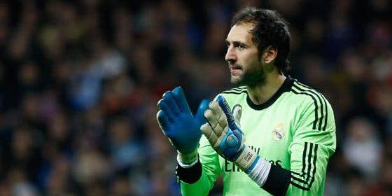 Diego López podría tener las horas contadas en el Milán