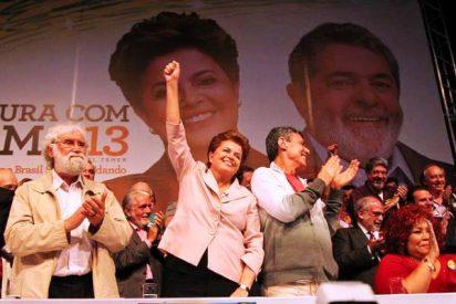 Boff, Frey Betto y Dilma
