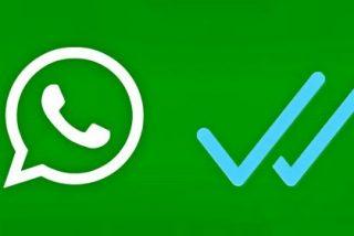 ¿A qué no te has enterado todavía de las ventajas e inconvenientes del doble check azul de WhatsApp?
