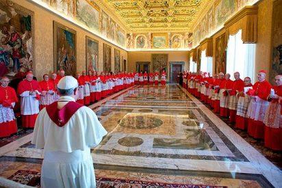 El Papa avanza a la Curia su plan para reformar el gobierno de la Santa Sede