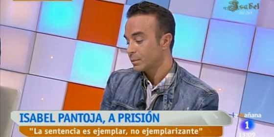El descontrolado llanto de Luis Rollán ante Mariló Montero por la entrada en prisión de Isabel Pantoja