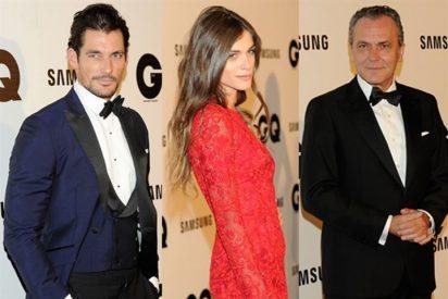 Numerosos rostros conocidos se dieron cita en la noche de los Premios Hombres GQ del Año