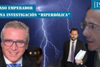 La Audiencia Nacional paraliza la 'tormenta perfecta' desatada contra el comisario Carlos Salamanca