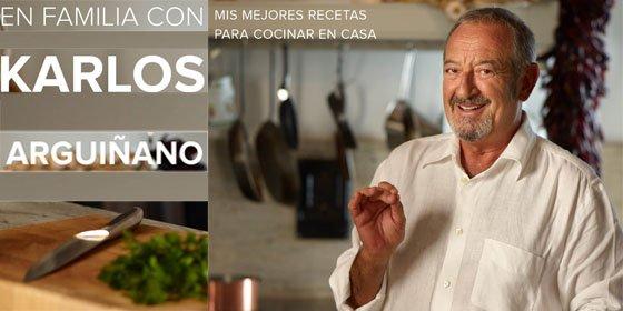 Karlos Arguiñano te enseña cocinar como una estrella Michelín