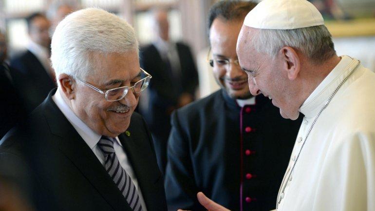 "Mahmud Abás acusa a Israel de iniciar una ""guerra religiosa"""