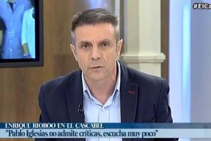 """Así define a Iglesias el periodista que le puso en la órbita mediática: """"Es una persona amoral y ególatra"""""""