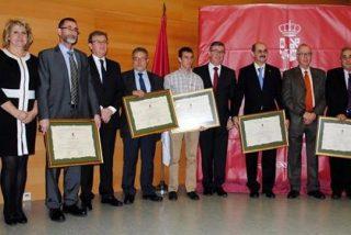 La Universidad de Castilla-La Mancha entrega sus premios 'Reconocidos 2014'