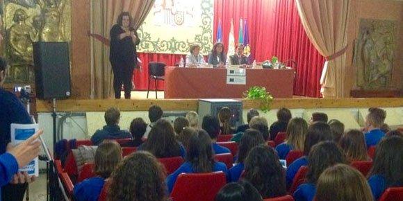 Cerca de 50 alumnos de Jaén, Reino Unido, Holanda, Alemania y República Checa participan en el 'Erasmus Plus'