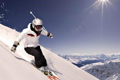 Esquiadores, a punto de comenzar la temporada