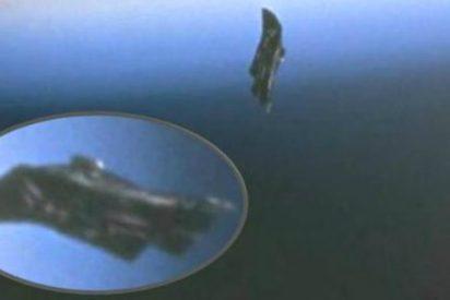 ¡Detectado por la NASA! Un OVNI 'asesino' orbita la Tierra con una extraña trayectoria