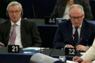 """El Papa, al Parlamento Europeo: """"No se puede tolerar que el Mediterráneo se convierta en un gran cementerio"""""""