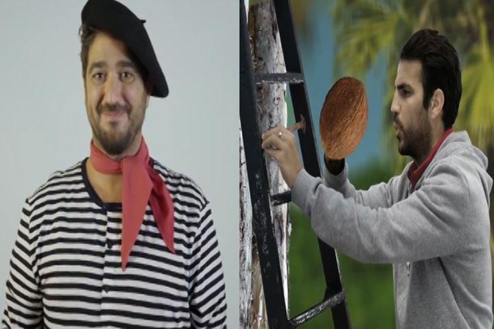 Cesc Fàbregas y Antonio Orozco interpretan cuentos solidarios