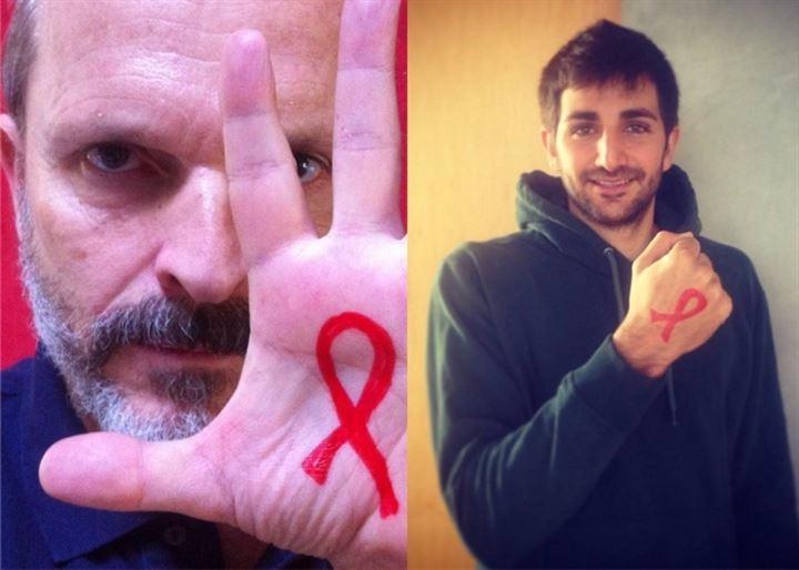 'Celebrity por una noche', el sorteo por el SIDA que ha solidarizado a los famosos