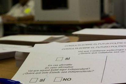 Un 80,72% vota 'sí-sí' en una farsa en la que han participado 'menos que más'
