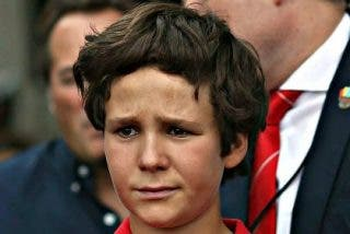 Froilán 'El Rojo': el sobrino del Rey Felipe nos sale ahora con que le va Podemos