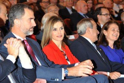 Los Reyes de España en el 75 aniversario del CSIC