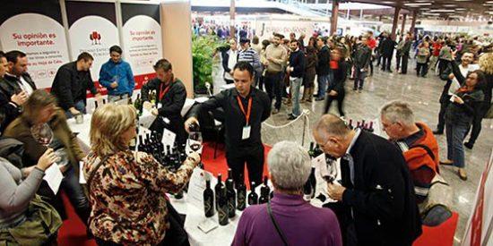 """Feria del Vino y Alimentación Mediterránea """"FVAM 2014"""" en Torremolinos"""