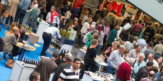 Más de 15 mil personas visitaron la Feria del Vino y Alimentación Mediterránea