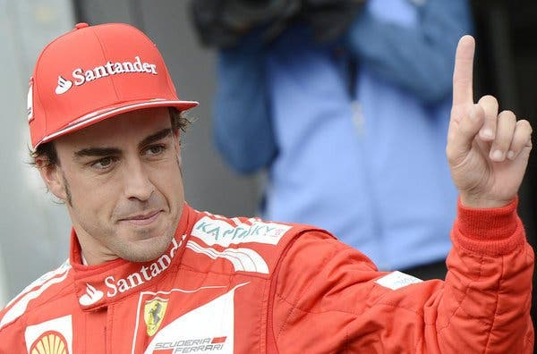 Fernando Alonso se va de Ferrari