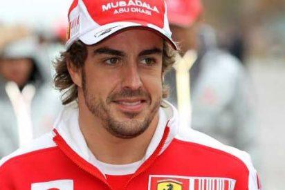 Al Rey se le escapa el nuevo equipo de Alonso