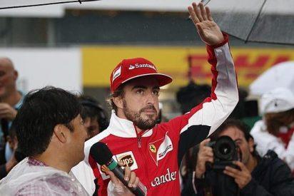 Así se ha despedido Ferrari de Alonso