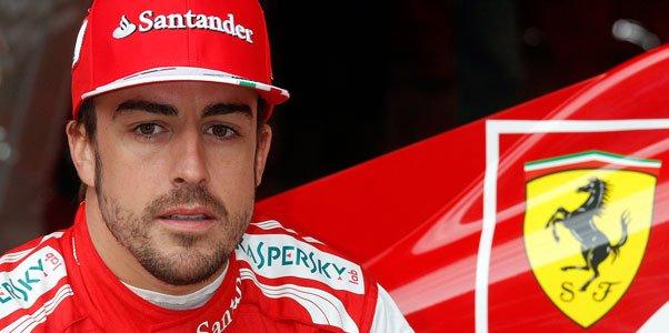Fernando Alonso borra de su Twitter su última puya a Ferrari