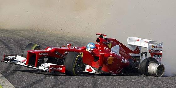 El último 'recado' de Ferrari a Alonso