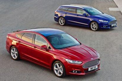 La cuarta generación del Ford Mondeo aspira a todo