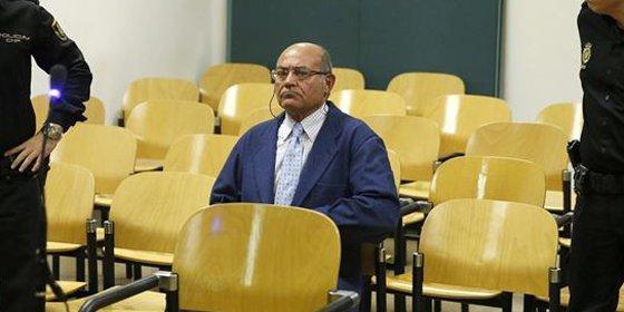 El juez Velasco prorroga dos años la prisión provisional de Díaz Ferrán por la operación Crucero