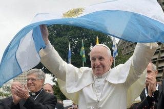 """Francisco no podrá acudir """"por un problema de agenda"""" a Argentina en 2016"""
