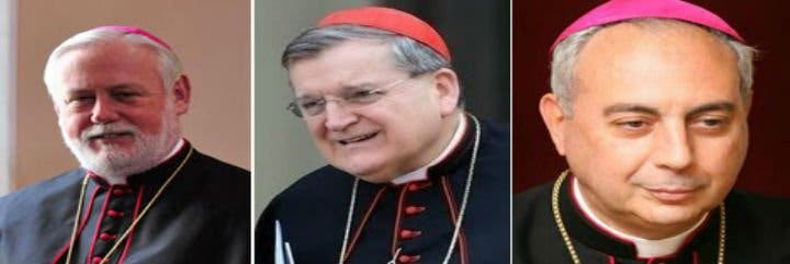 """El Papa nombra a Paul Richard Gallagher su nuevo """"ministro de Exteriores"""""""