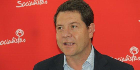 El socialista García-Page promete una ley que garantice la sanidad y la educación en el medio rural