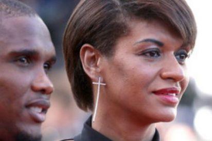 La belleza africana que ha llevado a Samuel Eto'o al altar