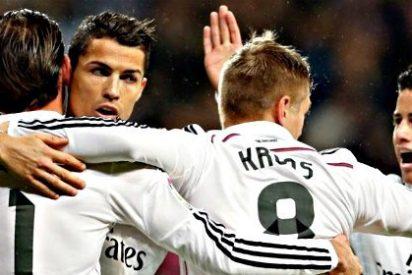 El Real Madrid es una maquina de hacer fútbol y de meter goles