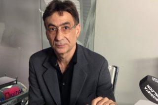"""Gonzalo López Alba: """"Tanto la política como el periodismo han sufrido una desviación hacia el espectáculo"""""""