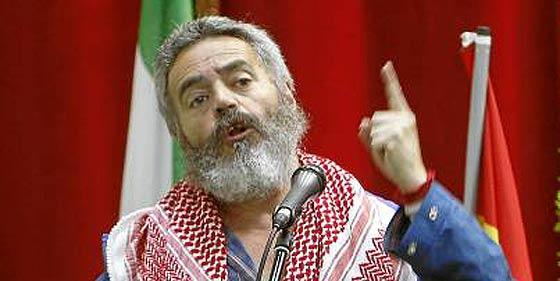 Sánchez Gordillo renuncia a su escaño en el Parlamento in extremis