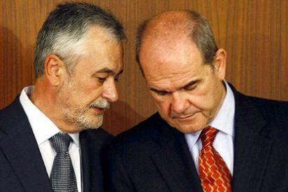 ABC cree que en el PSOE saldrán muchos Robespierres pidiendo la cabeza de Chaves y Griñán