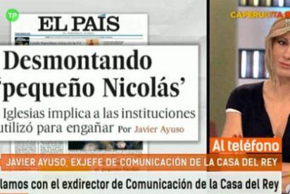 """Javier Ayuso sobre el 'Pequeño Nicolás': """"Lo que cuenta le define como un caradura"""""""