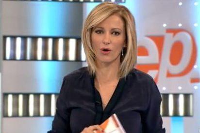 """El momento coqueto de Susanna Griso: """"Alguien me tiene tirria y me ponen diez años más en la Wikipedia"""""""