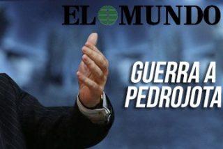 "Las claves que Galiano permitió contar a Pedrojota: ""Un directivo llegado de Italia me advirtió que lo pasaría mal si no lograba tumbar a Rajoy"""