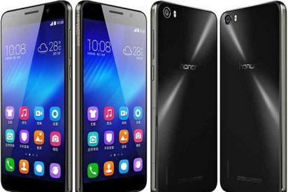 Honor 6: un órdago de Huawei para revolucionar el mercado de smartphones