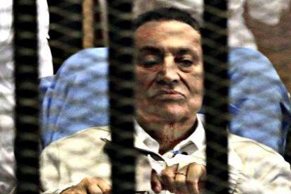 El expresidente egipcio Hosni Mubarak, absuelto por la muerte de manifestantes en 2011