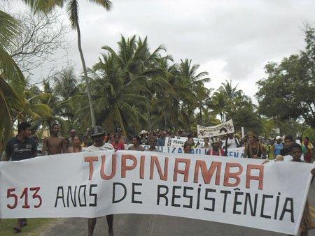 La Unión Europea escucha a los indígenas brasileños