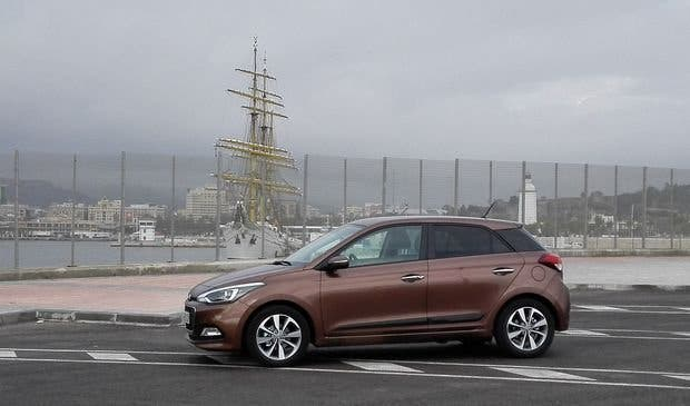 Hyundai i20, el urbano más amplio convence