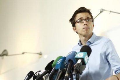 La Junta insta a Errejón a demostrar que ha compaginado su labor en Podemos con una beca