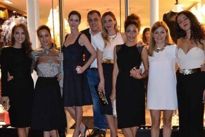 Dolores Promesa inaugura su tienda en París con amigas como Paula Echevarría o Amelia Bono