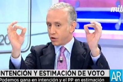 """El palo de Inda a su diario: """"No he visto los vídeos de Pablo Iglesias justificando a ETA en elmundo.es"""""""
