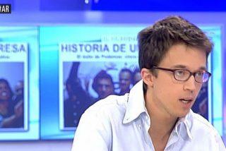Iñigo Errejon miente como un bellaco sobre la beca black que le dio su compinche de Podemos
